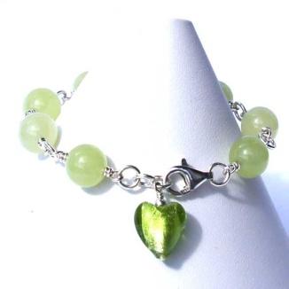 Vårgrønt armbånd http://epla.no/handlaget/produkter/694844/