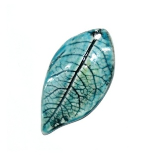 kraftig tealgrønt porselensløv http://epla.no/materiell/produkter/666750/