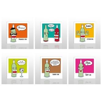Glassbrikker 6 stk. http://epla.no/handlaget/produkter/678411/
