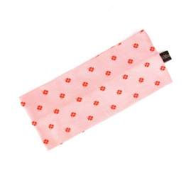 Blåbærbarn: Pannebånd til barn rosa med kløver http://epla.no/handlaget/produkter/792808/
