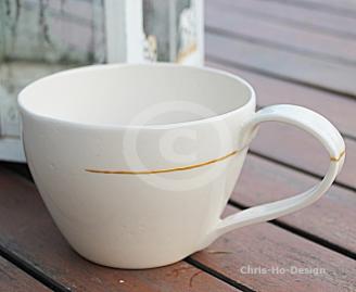 Chris-Ho-Design: Den litt store og deilige keramikkoppen med plass til te og kaffe. http://chris-ho.com/stor-kopp---hvit..html