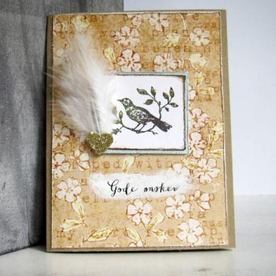 CirkelineDesign Fugl - kort http://epla.no/handlaget/produkter/804395/
