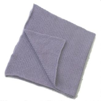Strikkeloftet: Teppe i alpakka til baby http://epla.no/handlaget/produkter/810551/