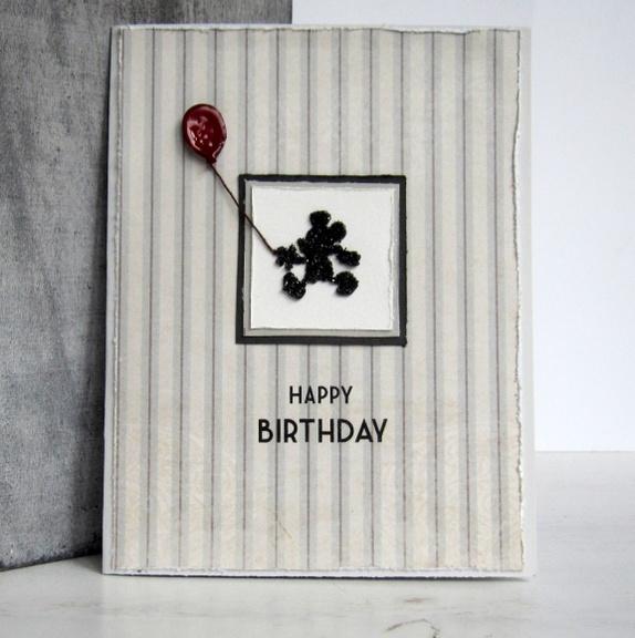 Cirkeline Design Mikke Mus - bursdagskort http://epla.no/handlaget/produkter/808146/