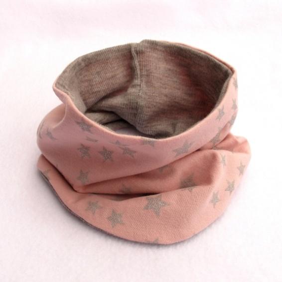 Blåbærbarn: Hals med ull til de minste rosa med stjerner https://epla.no/handlaget/produkter/809277/