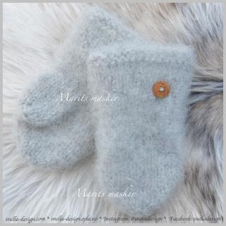 Snella Design: Tova votter barn 2-4 år https://epla.no/handlaget/produkter/810756/