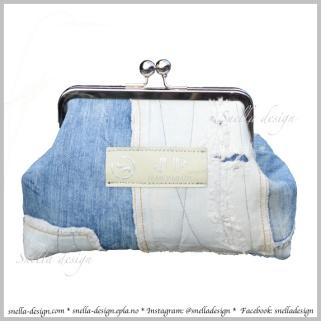 Snella Design: Liten veske/oppbevaring http://www.snella-design.com/418874568/product/1531109/liten-veske-oppbevaring?catid=426097