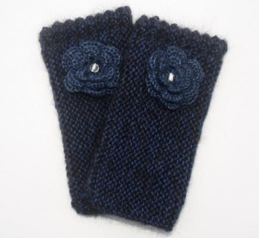 SPØT Blå pulsvarmere dame http://epla.no/handlaget/produkter/812572/