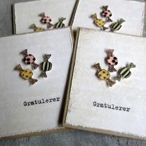 CirkelineDesign Drops - 4 små kort http://epla.no/handlaget/produkter/812189/
