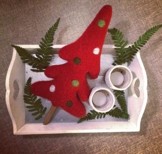 Arctic Christmas design: Arctic Tree; Isfjord Radio (med dekor) http://epla.no/handlaget/produkter/812811/