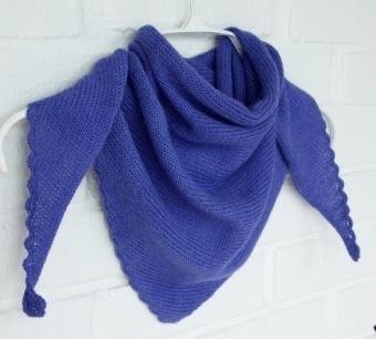 """Amy`s knitting: Sjal i Tynn Alpakka med """"blondekant"""" https://www.epla.no/handlaget/produkter/820100/"""