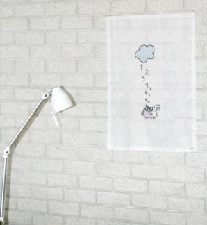 Sara Jewellery & Design: Kjøkkenhåndkle/veggdekorasjon https://www.epla.no/handlaget/produkter/821058/