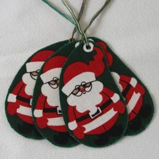 God som Grønn: Julegavelapper - 4 stk https://epla.no/handlaget/produkter/816042/