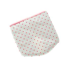 Blåbærbarn: Hals med ull til de minste turkis med prikker https://www.epla.no/handlaget/produkter/819851/
