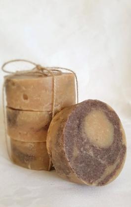Ingas Såpe og smykker: Kakao med melk https://www.epla.no/handlaget/produkter/831175/