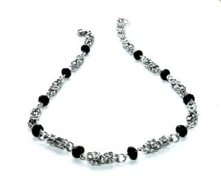 Smykkedama: SALG - Kongelenke med sorte swarovskikrystaller http://www.smykkedama.no/367825741/product/1263370/salg-kongelenke-med-sorte-swarovskikrystaller?catid=220291