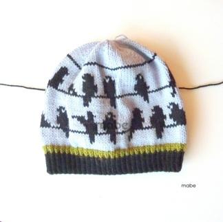 MaBe: BIRDS on WIRES lue i ull/alpakka https://www.epla.no/handlaget/produkter/836474/