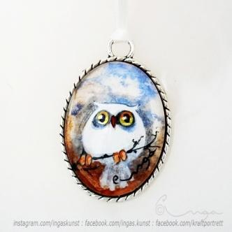 IngasKunst: Orginal akvarell i anheng https://www.epla.no/handlaget/produkter/832707/