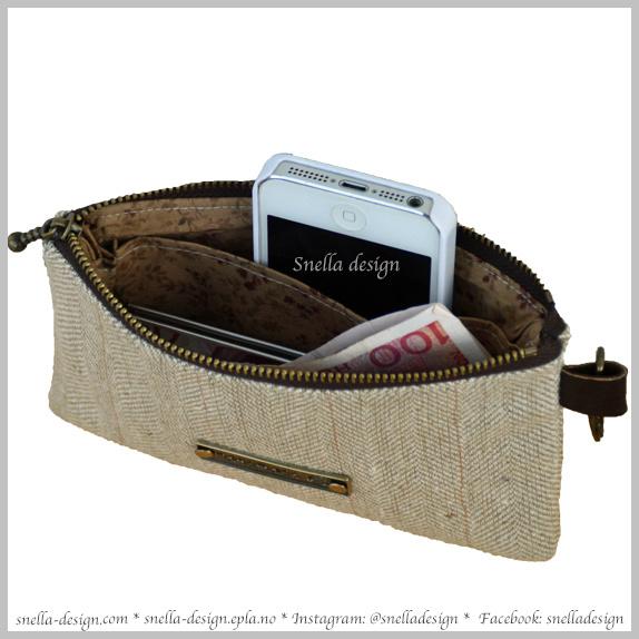 Snella Design: Lommebok/mobil-etui/nøkkelring http://www.snella-design.com/418874568/product/1858410/lommebok-mobil-etui-n%C3%B8kkelring?catid=425820