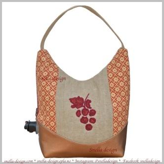 SNELLA DESIGN: Vinveske til 3 liter vinpose https://www.epla.no/handlaget/produkter/849945/
