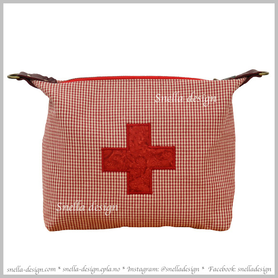 SNELLA DESIGN: Reiseveske til medisiner http://www.snella-design.com/418874568/product/1980174/reiseveske-til-medisiner?catid=425820