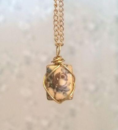 SVERMER: HAND TORCHED ENAMEL BRONZE NECKLACE http://svermer.tictail.com/product/hand-torchef-enamel-bronze-necklace