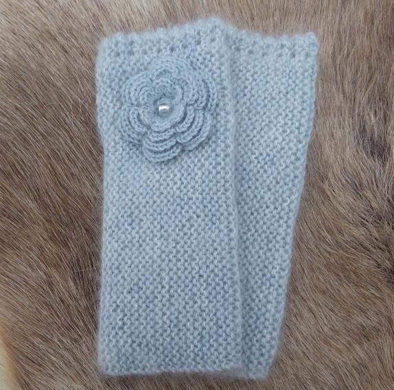 SPØT: Dueblå pulsvarmere med rose https://www.epla.no/handlaget/produkter/864942/