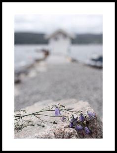 EMMIEVERLASTING By the shore. Fotokunst A3 https://www.epla.no/handlaget/produkter/866218/