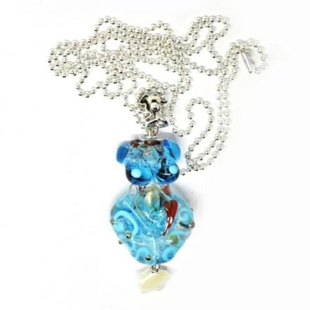 TROLLSMED Nydelig lys blåturkis boblende gudinne https://www.epla.no/handlaget/produkter/872921/